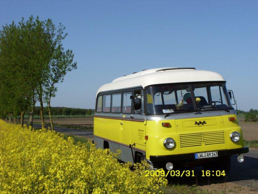 1988 ROBURBUS LD3001 Warlow
