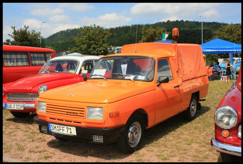 1988 Wartburg 353