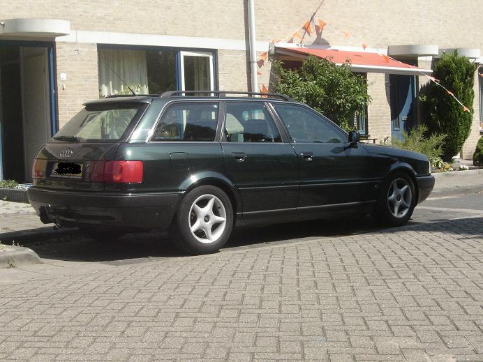 1989 Audi 80 avant