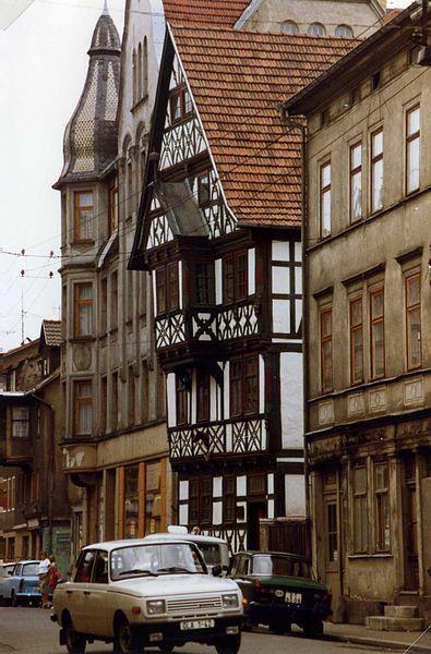 1989 Wartburg Meiningen