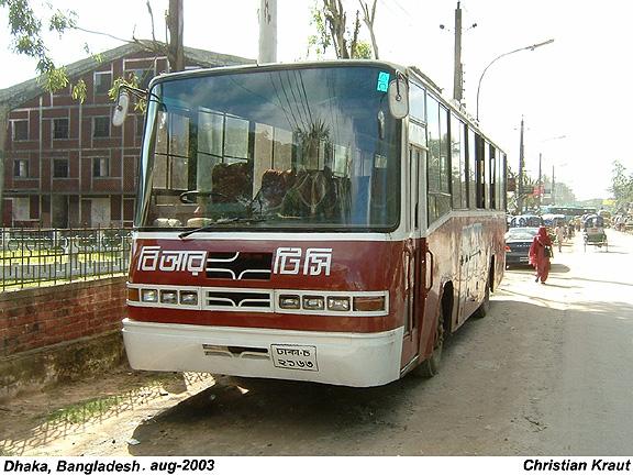 1990 Hino Bangladesh