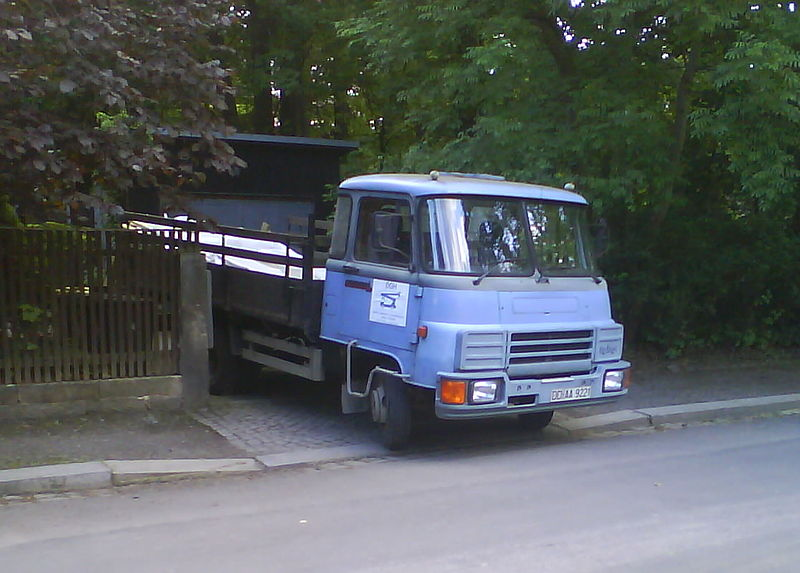 1991 Robur LD 3004