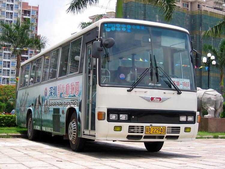 1992 Hino China