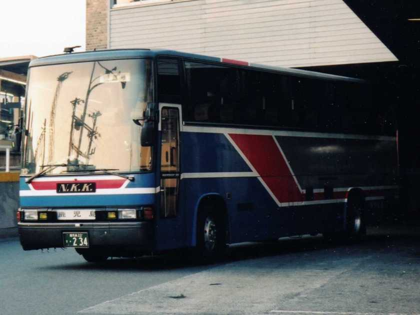 1993 Hino -Nangoku-Kotsu