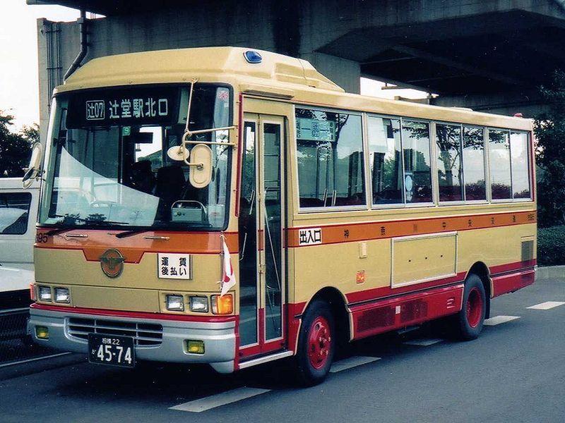 1995 Hino U-RB1WEAA-Kanachu-chi