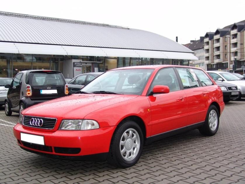 1997 Audi A4 B5 Avant