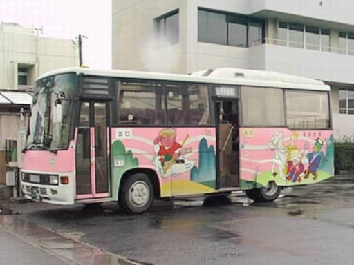 1997 Hino kai Nara Kotsu