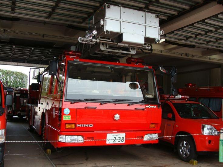 1998 Hino - Fire Department Tokyo