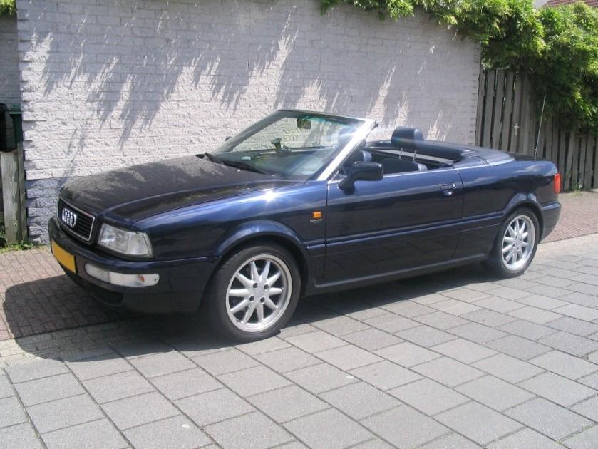 1999 Audi Cabrio