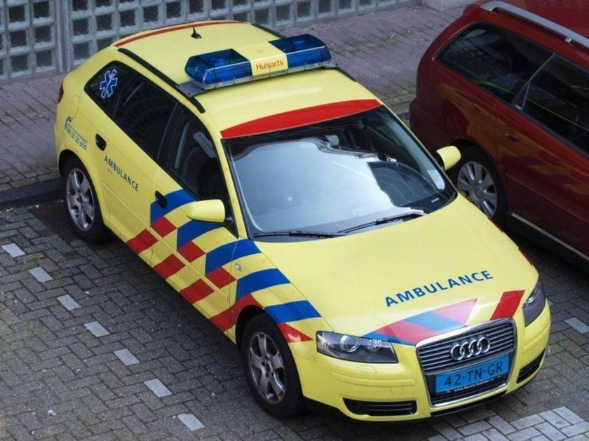 2001 Audi NL
