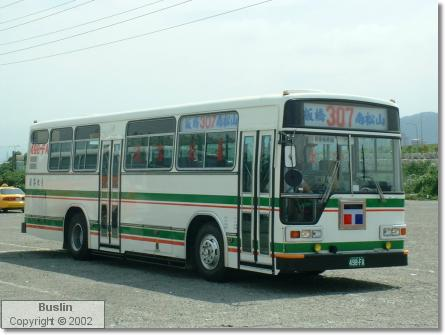 2002 Hino -Ze Ying Bus