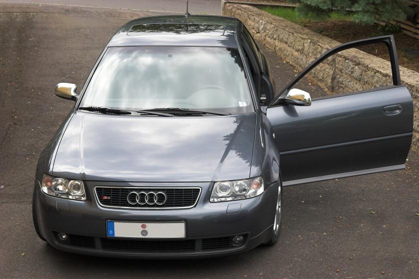 2003 Audi S3 dolphingray