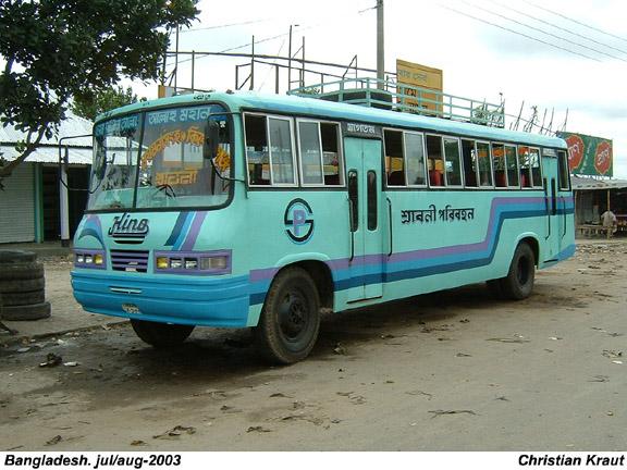 2003 Hino Bedford 133