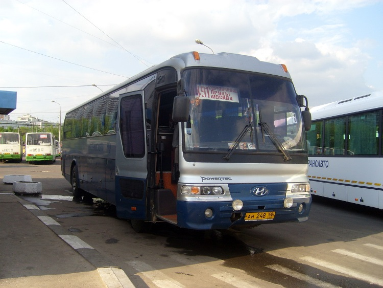 2003 Hyundai AeroExpress Moscou Rus