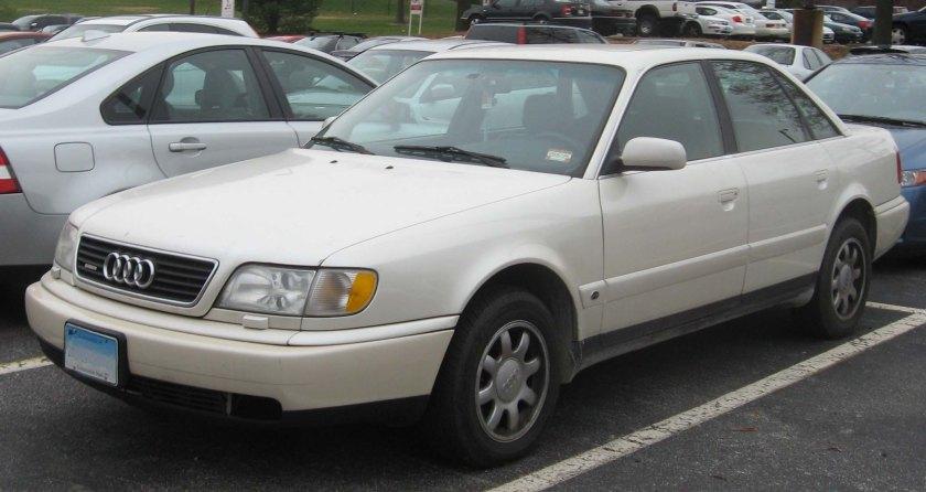 2004 Audi A6-C4