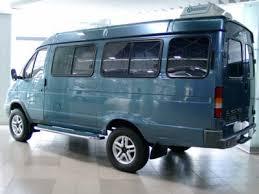 2004 GAZ Gazelle 3221