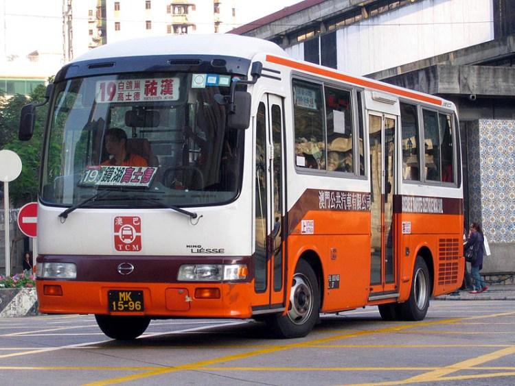 2004 Hino Liesse China