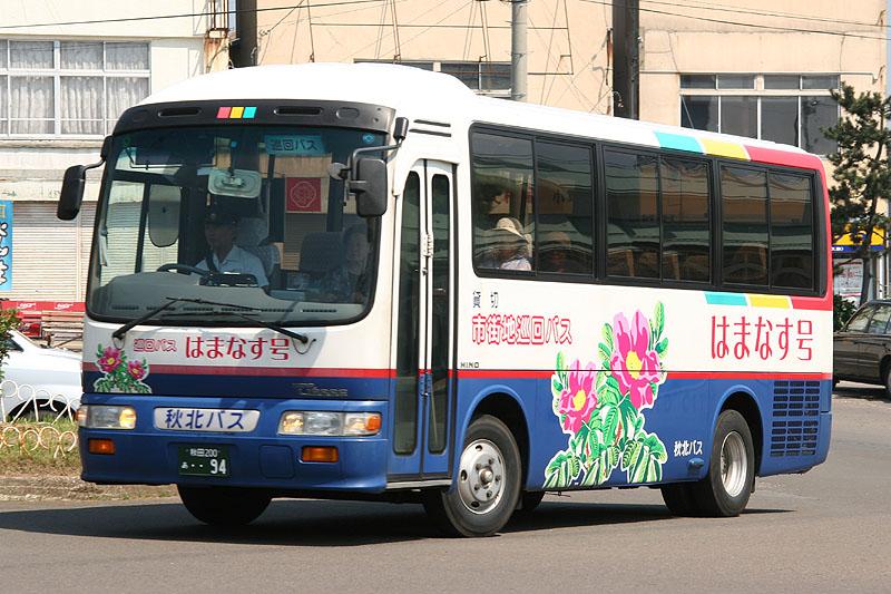 2004 Hino Liesse ShuhokuBus 94 Hamanasugo