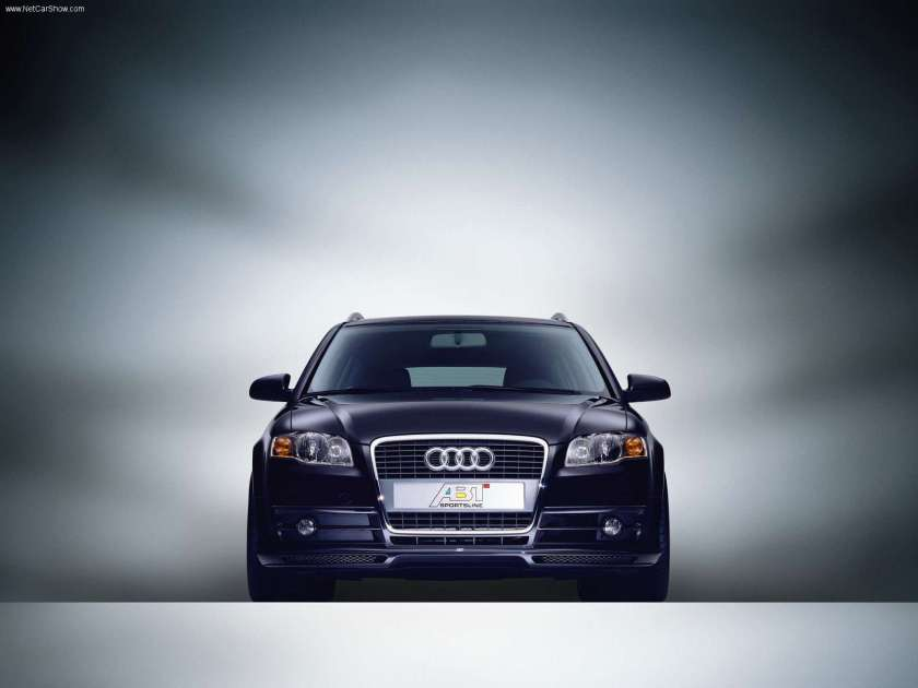2005 Audi AS4 Avant ABT