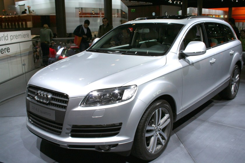 2005 Audi Q7 4 2 quattro IAA