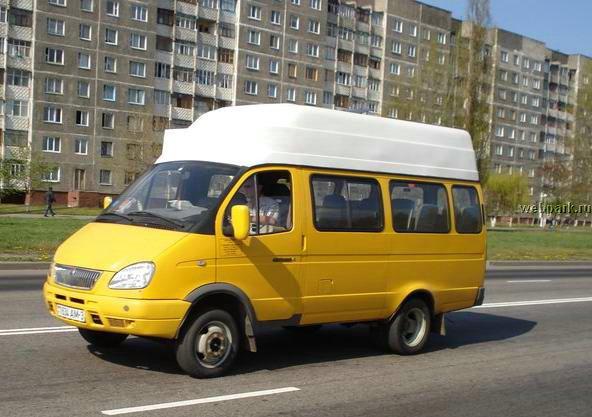 2005 GAZ Busje