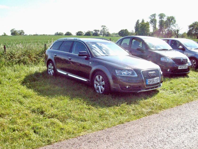 2006-14 Audi A6 Allroad Quattro