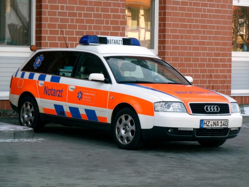 2006 Audi A Notartzt