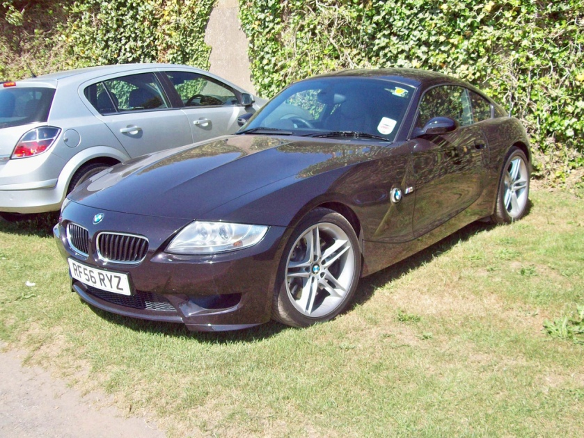 2006 BMW Z4 Coupe  Engine 3245cc S6