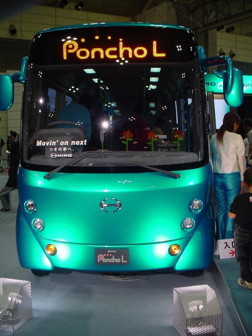 2006 HINO Poncho (2)
