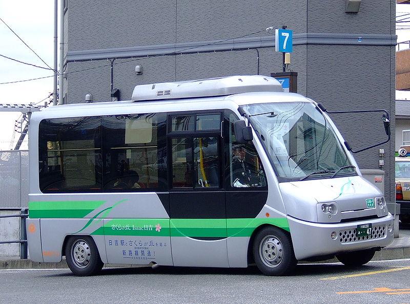 2006 Hino Poncho Tokyubus