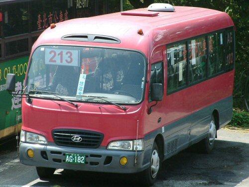 2006 Hyundai County Bus