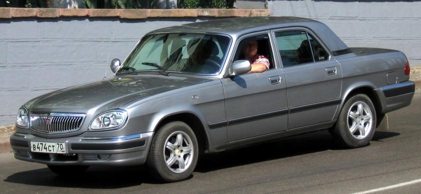 2006 Volga in Tomsk