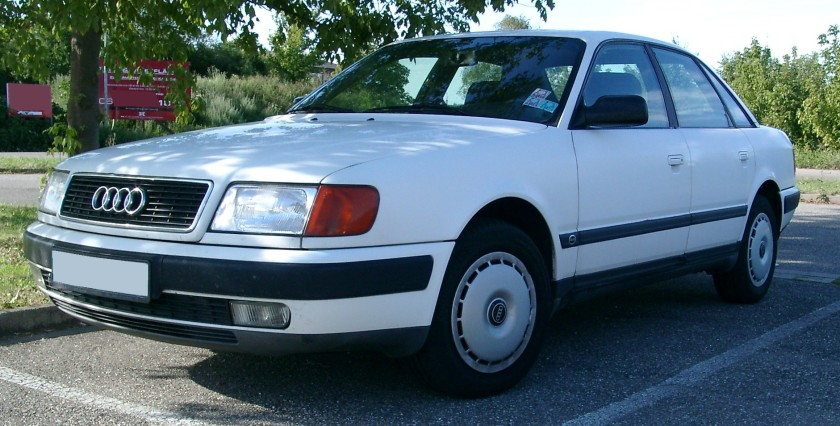 2007 Audi 100 C4