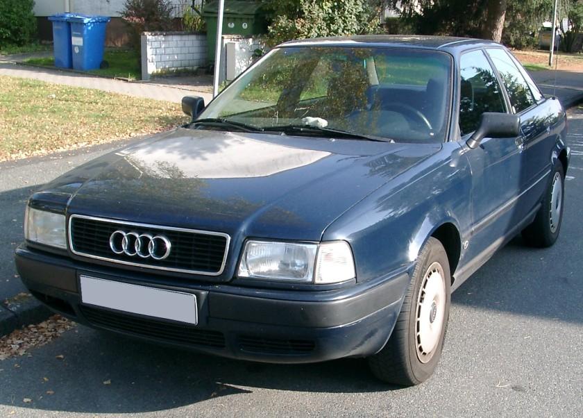 2007 Audi 80 B4