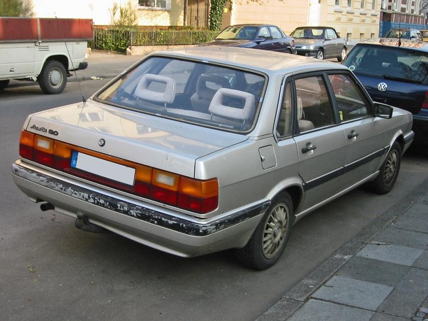 2007 Audi 90 h