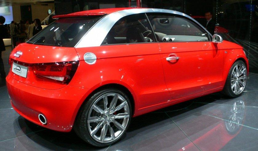 2007 Audi Metroproject-Quattro