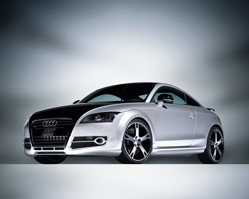 2007 Audi TT-R, ABT Sportsline Tuning