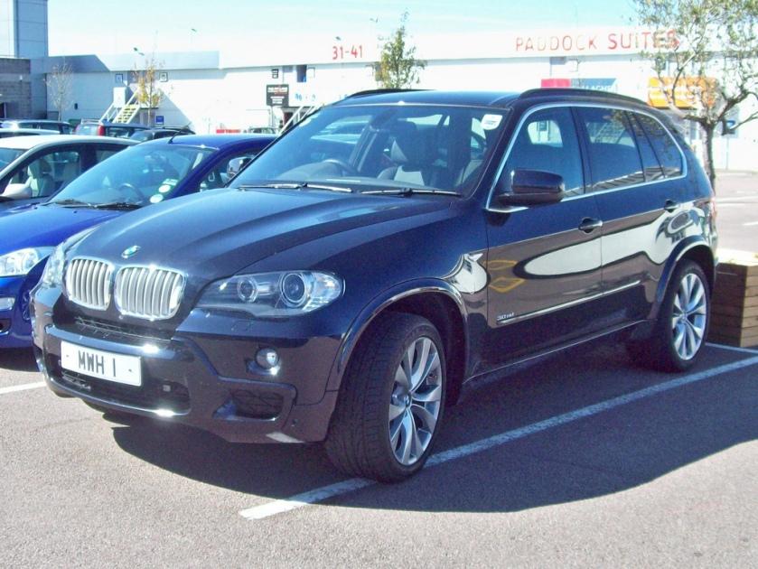 2007-.. BMW X5 3.0 TDi E70
