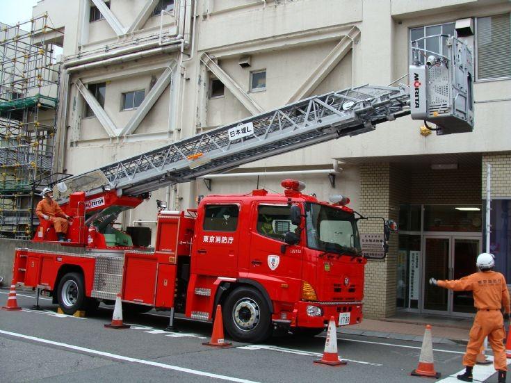 2007 Hino - Fire Department Tokyo c