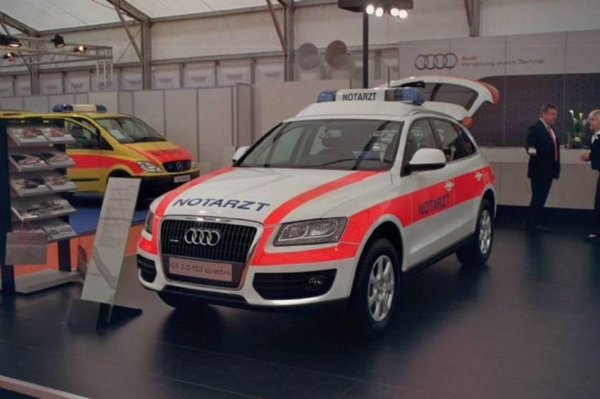 2008 Audi 2 D