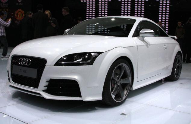 2008 Audi TT-RS