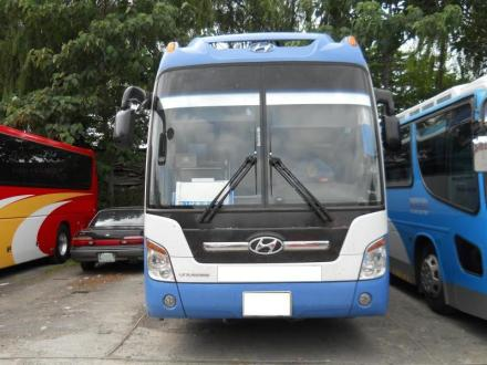 2008 HYUNDAI BUS UNIVERSAL NOBLE 45SEATS