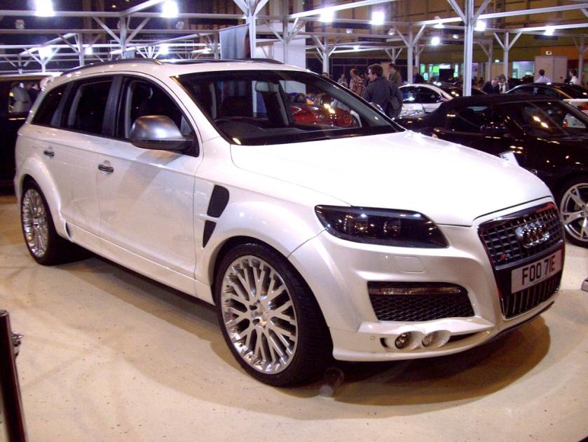 2009-14 Audi Q7 3.0 TDi SE Facelift