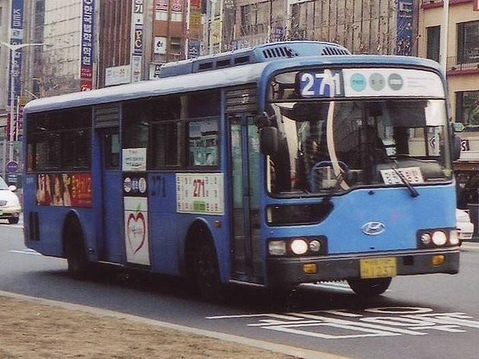 2009 Hyundai Aero Stad Seoul City