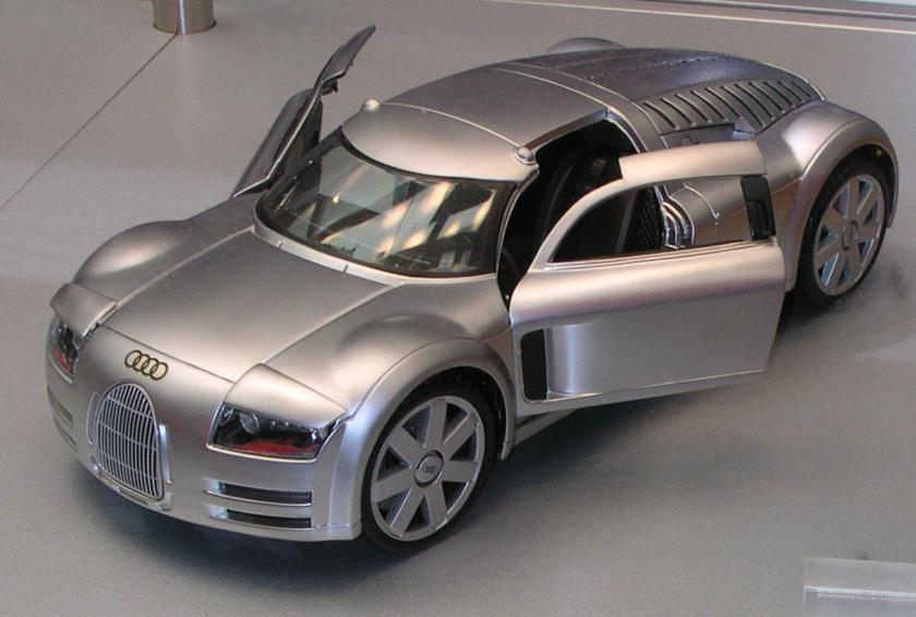 2010 Audi Rosemeyer Modell