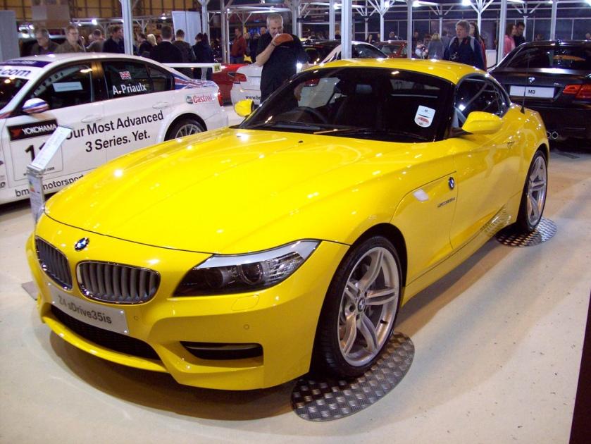 2010 BMW Z4 s-drive 3.5si 3500cc V8