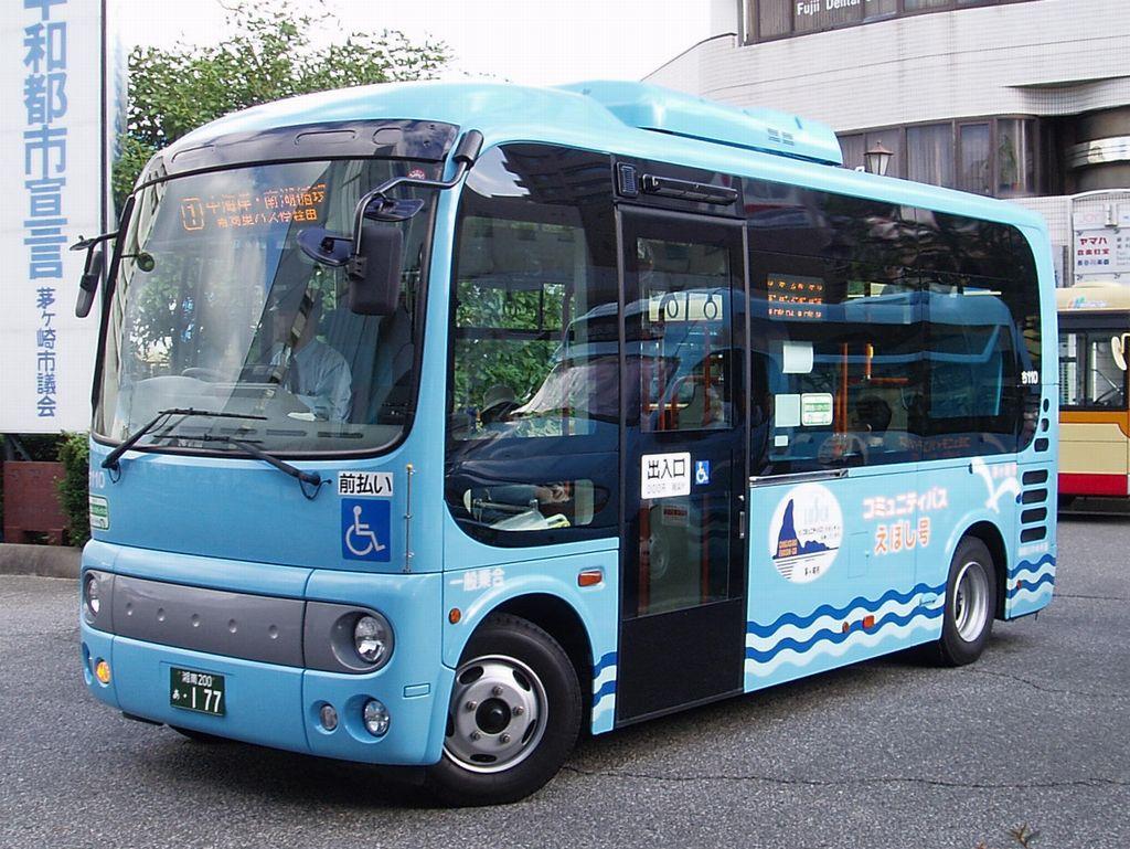 Buses, cars, trucks HINO Motors Japan II – Myn Transport Blog