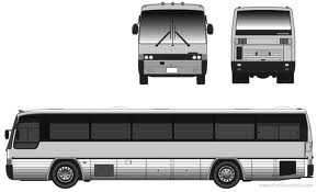 2011 New Bus Hyundai Aero Town