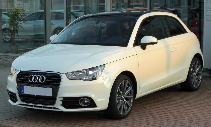 2012 Audi A1 1.6 TDI Ambition
