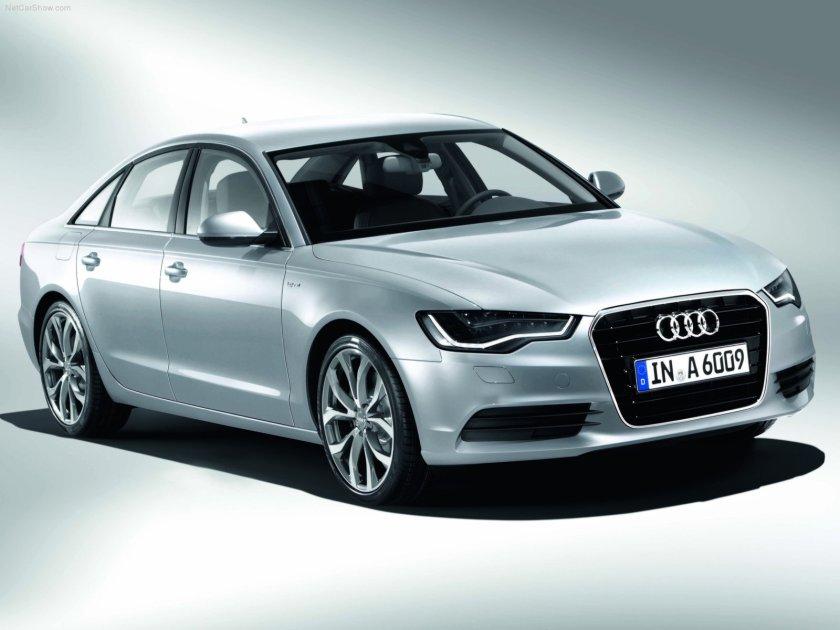 2012 Audi A6 Hybrid
